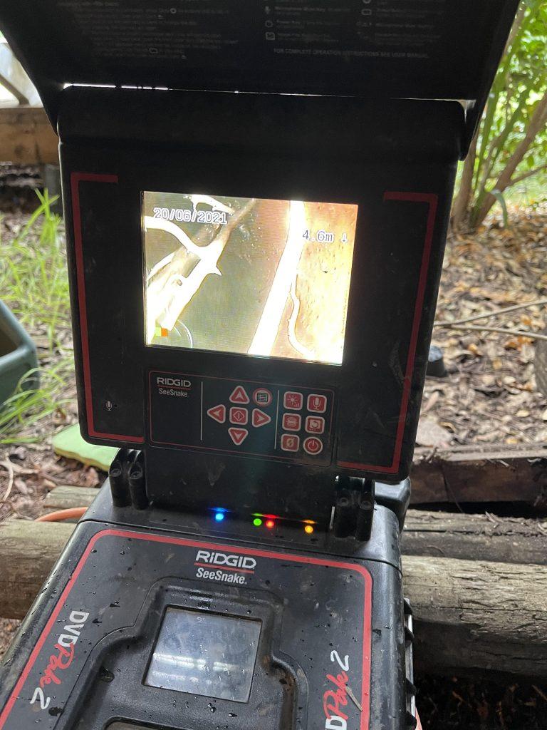 nep colour drain camera
